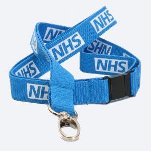 NHS Branded Lanyard