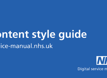 NHS Logo Style Guide